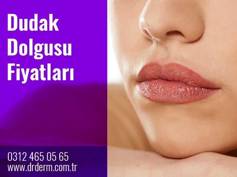 Dudak Dolgusu Fiyatları Ankara