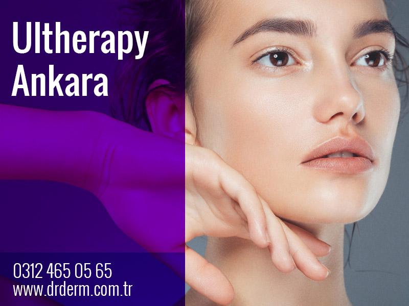 Ultherapy Ankara