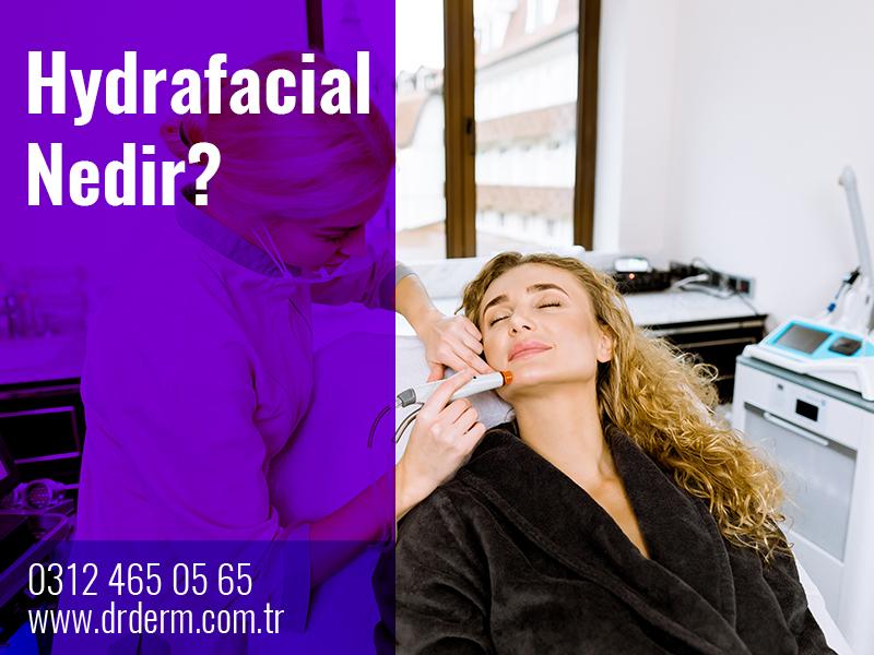 Hydrafacial Nedir?