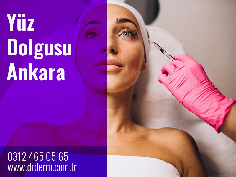 Yüz Dolgusu Ankara